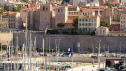 Baie de Marseille ensoleillée