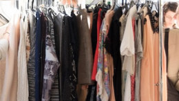 vide dressing ephemere